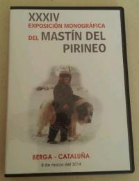 DVD monográfica Berga 2014